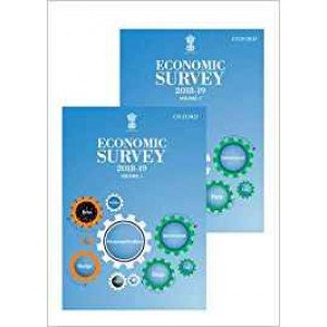 Economic Survey 2018-19 (Volume 1 and Volume 2)