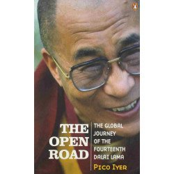 The Open Road - The Global Journey of the Fourteenth Dalai Lama - Paperback