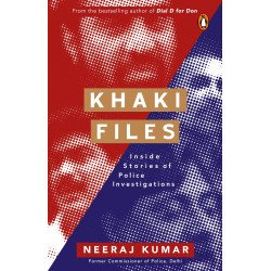 Khaki Files - Inside Stories of Police Investigations - Paperback