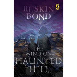 The Wind on the Haunted Hill - Paperback