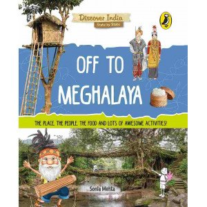 Discover India: Off to Meghalaya - Paperback
