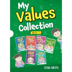 My Values Collection  - Box Set - 2 - Paperback