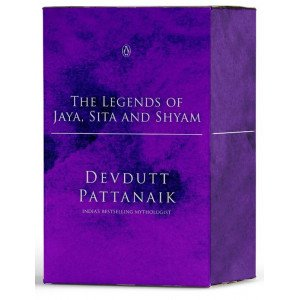 The Legends of Jaya, Sita and Shyam - The Illustrated Retellings of the Mahabharata, the Ramayana and the Bhagavata