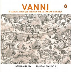 Vanni - A Family's Struggle through the Sri Lankan Conflict - Paperback