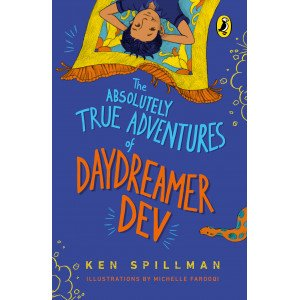 The Absolutely True Adventures of Daydreamer Dev (Omnibus Edition, 3 in 1) - Paperback