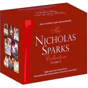 NICHOLAS SPARKS COLLECTION VOL 2