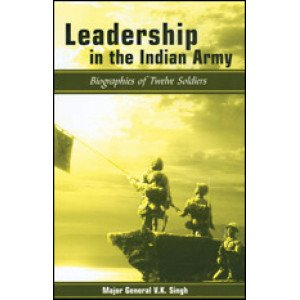 Leadership in the Indian Army - Paperback , English