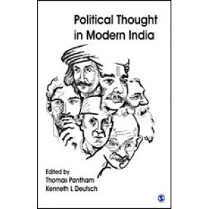 Political Thought in Modern India - Paperback , English