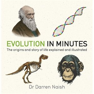 EVOLUTION IN MINUTES (IN MINUTES SERIES)