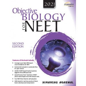 Wiley's Objective Biology for NEET, 2ed, 2021
