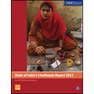 State of India\'s Livelihoods Report 2011 - Paperback , English