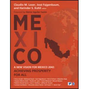 A New Vision for Mexico 2042 - Hardcover , English
