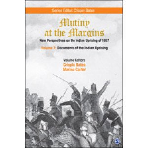 Mutiny at the Margins: New Perspectives on the Indian Uprising of 1857 - Hardcover , English
