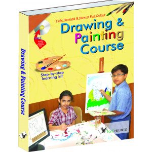 Drawing & Painting Course (With Cd)