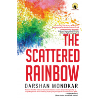 THE SCATTERED RAINBOW - Paperback