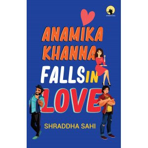 ANAMIKA KHANNA FALLS IN LOVE Paperback