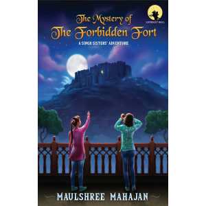 THE MYSTERY OF THE FORBIDDEN FORT - Paperback
