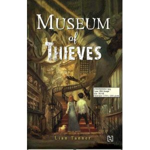 THE KEEPERS 1: MUSEUM OF THIEVES