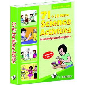 71+10 New Science Activities
