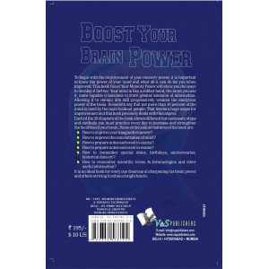 Boost your brain power
