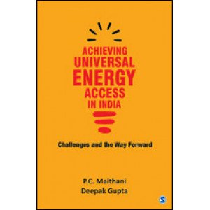 Achieving Universal Energy Access in India - Hardcover , English