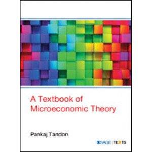 A Textbook of Microeconomic Theory - Paperback , English