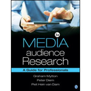 Media Audience Research - Paperback , English