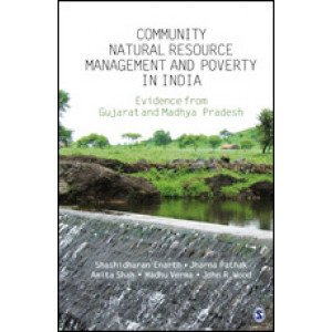 Community Natural Resource Management and Poverty in India - Hardcover , English