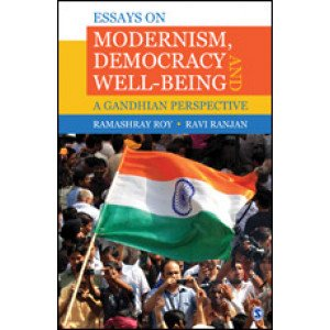 Essays on Modernism, Democracy and Well-being - Hardcover , English