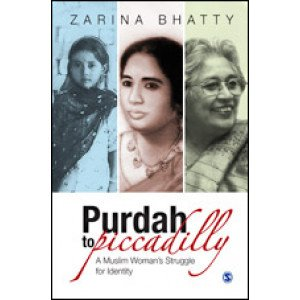 Purdah to Piccadilly - Hardcover , English