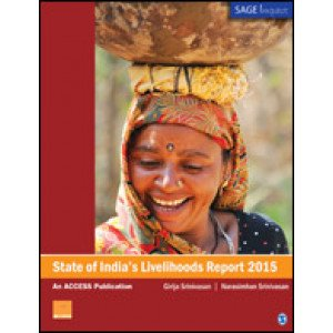 State of India's Livelihoods Report 2015 - Paperback , English