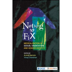 Nothing to Fix - Hardcover , English
