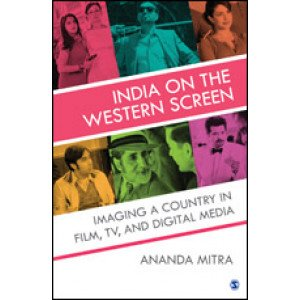 India on the Western Screen - Hardcover , English