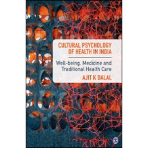 Cultural Psychology of Health in India - Hardcover , English