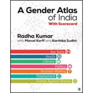 A Gender Atlas of India - Hardcover , English