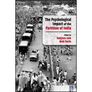 The Psychological Impact of the Partition of India - Hardcover , English