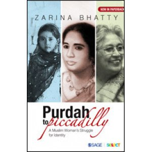 Purdah to Piccadilly - Paperback , English
