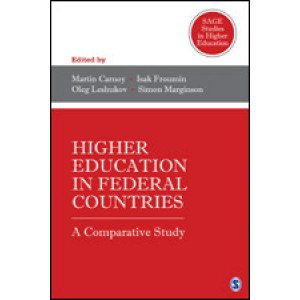 Higher Education in Federal Countries - Hardcover , English
