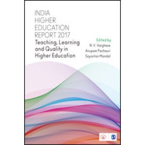 India Higher Education Report 2017 - Hardcover , English