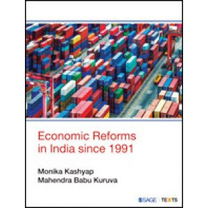 Economic Reforms in India since 1991 - Paperback , English
