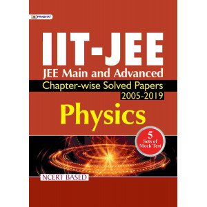 JEE-MAIN & ADVANCED CHAPTER-WISE SOLVED PAPERS: PHYSICS  - Paperback