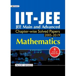 JEE-MAIN & ADVANCED CHAPTER-WISE SOLVED PAPERS: MATHEMATICS  - Paperback