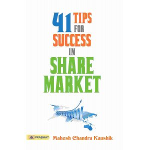 41 Tips for Success in Share Market -  Paperback