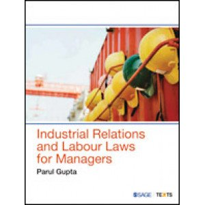 Industrial Relations and Labour Laws for Managers - Paperback , English