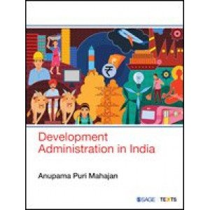 Development Administration in India - Paperback , English