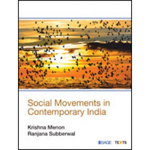 Social Movements in Contemporary India - Paperback , English
