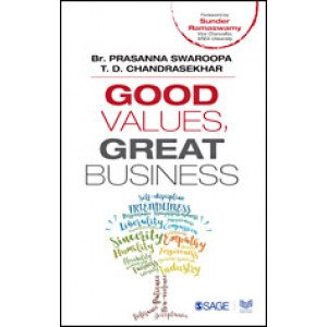 Good Values, Great Business - Paperback , English