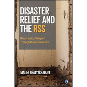 Disaster Relief and The RSS - Hardcover , English