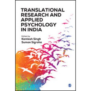 Translational Research and Applied Psychology in India - Hardcover , English