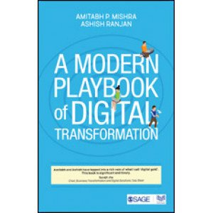 A Modern Playbook of Digital Transformation - Paperback , English